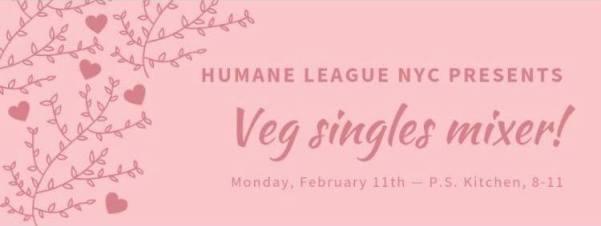thl veg singles event